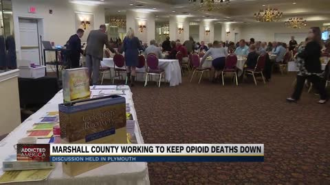 Panel discusses opioid epidemic in Marshall County